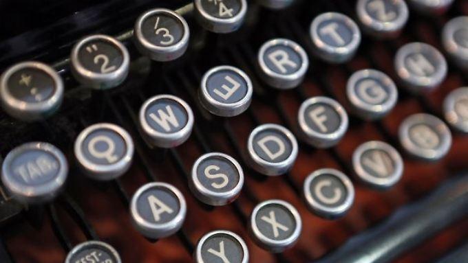 Wieder gefragt: Schreibmaschinen erleben zumindest eine kleine Renaissance.
