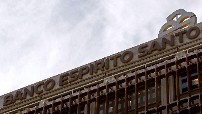 Krisengeplagte Großbank BES: Espírito Santo International rutscht in die Insolvenz