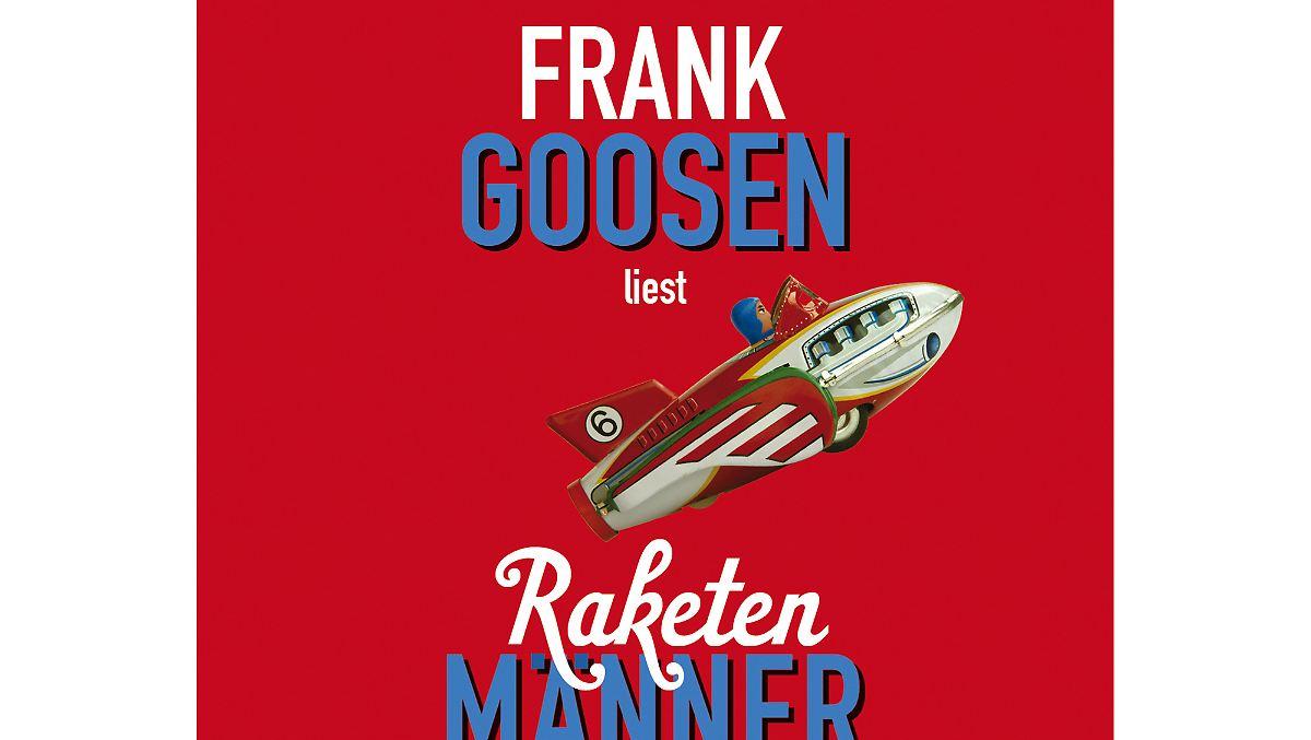 """Frank Goosen und seine """"Raketenmänner"""""""
