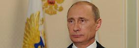 Sanktionen statt Sanktiönchen: Weist Putin in die Schranken!