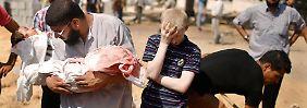 Video: Sterben in Gaza geht weiter