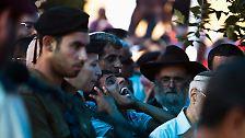 Trauer um die Toten in Nahost: Das Blutbad, das nicht endet