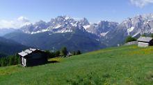Die schönsten Berge der Welt (2): Brandblasen, Enzian und kein Terence Hill