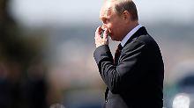 Hetzjagd nach MH17-Absturz: Putins Tochter aus Holland geflohen?