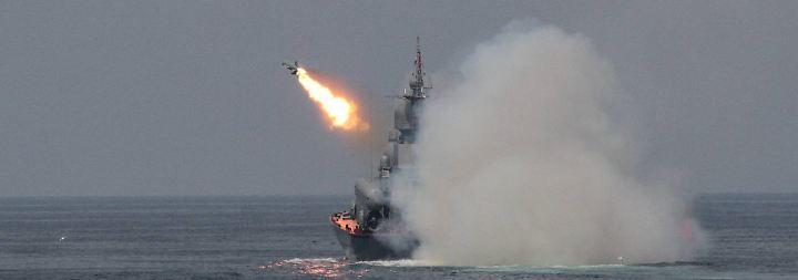 Bis zum Jahr 2020 sollen 20 neue Kriegsschiffe und U-Boote in Dienst gestellt werden.