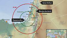"""Iron Dome"" gegen Hamas-Raketen: Der Hightech-Schutzschirm über Israel"