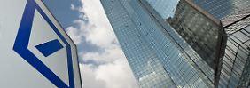 Das Schlimmste überstanden?: Deutsche Bank öffnet die Bücher