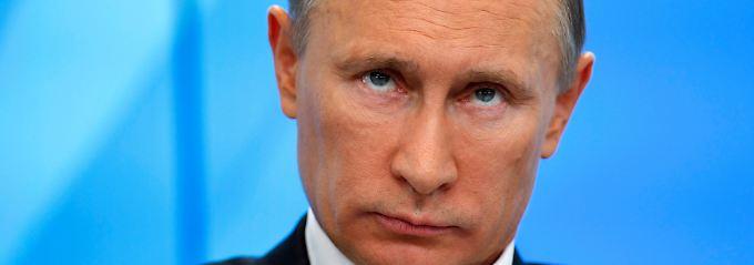 An den Grenzen seiner Macht? Kremlchef Wladimir Putin.