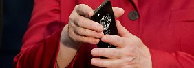 Am Ohr von Angela Merkel: Blackberry kauft deutsche Secusmart