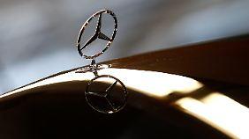 Nach Audi und Porsche: Auch Daimler tüftelt an E-Auto für die Luxusklasse
