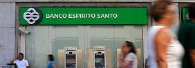 Aktie verliert fast 50 Prozent: Portugals Krisenbank meldet Rekordminus