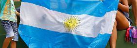 Argentinien: eine Nationalflagge mit viel Geschichte