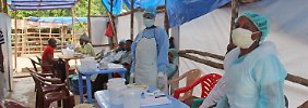 USA geben Reisewarnung heraus: WHO kündigt Ebola-Notprogramm an