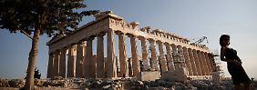 Zwei Touristen pro Einwohner: Griechenland schleicht aus der Rezession