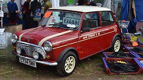 27.000 Pfund für einen Mini aus dem Jahr 1988. Ein stolzer Preis.