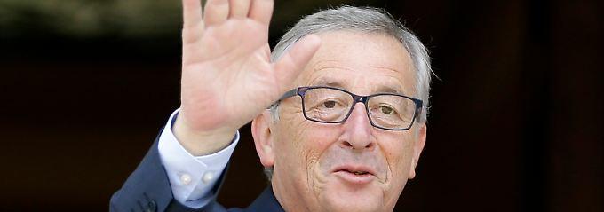 Will er Draghi abwerben? Oder fragt er nur um Rat? Der designierte Chef der EU-Kommission Jean-Claude Juncker.