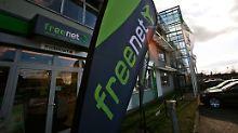 Harter Preiskampf: Freenet rechnet mit weniger Umsatz