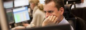 Wall Street ohne klare Richtung: Anlegerangst zwingt Dax in die Knie