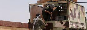 Kurden haben offenbar eine Offensive in der nordirakischen Region Mossul gestartet.