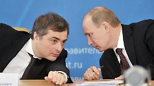 Iwanow, Jakunin, Kowaltschuk & Co.: Das ist Putins engster Macht-Zirkel