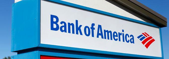 Die zweitgrößte Bank der USA steht vor einer Milliardenzahlung.