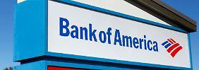 Rekordvergleich im Hypothekenstreit: Bank of America will Milliarden zahlen