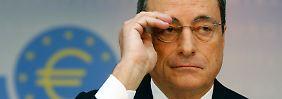 """Sorge um  Eurozonen-Wirtschaft: EZB warnt vor """"geopolitischen Risiken"""""""