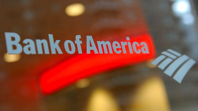 """Die eventuelle Einigung auf die Zahlung von 17 Milliarden Dollar ist nicht die erste Milliardensumme, mit der sich die Bank of America """"freikauft""""."""