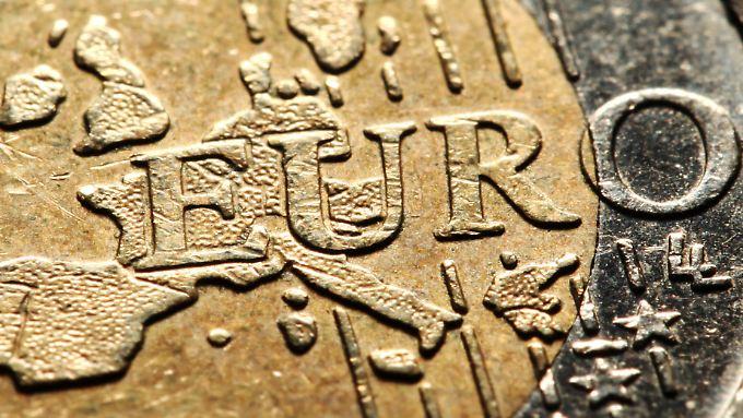 Der Kursrutsch des Euro kam in Folge enttäuschender Inflationsdaten aus Europa.