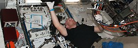 Übernächtigt im Weltall: Astronauten schlafen zu wenig