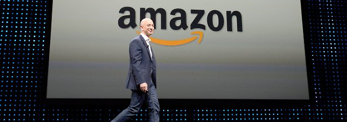 Knallharter Kurs: Amazon-Chef Jeff Bezos.