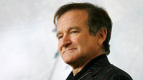 Tod mit 63 Jahren: Robin Williams begeht offenbar Selbstmord