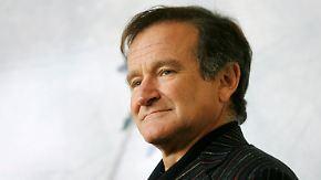 Tod mit 63 Jahren: Robin Williams begeht offenbar Suizid
