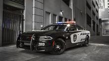 Verbrecher jagen mit 375 PS: Dodge Charger Pursuit wird Ganovenschreck