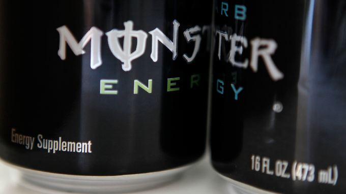 Monster ist der zweitgrößte Energiegetränke-Hersteller der USA nach Red Bull.