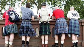 Unabhängigkeitsvotum im September: Verlässt Schottland das Vereinigte Königreich?