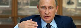Militärfahrzeuge in der Ukraine gesichtet: Nato wirft Russland Eskalation vor