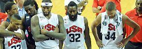 Angst vor Ebola: US-Basketballer sagen Spiel im Senegal ab