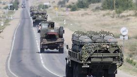 Rebellen planen Großoffensive: Sachartschenko gibt massive Hilfe aus Russland zu