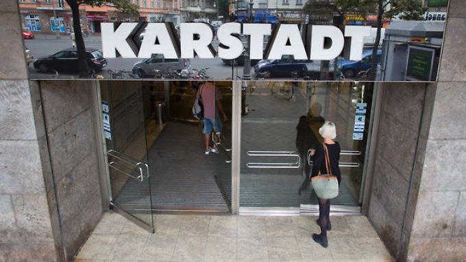 Am Donnerstag wird über das Karstadt-Konzept beraten.