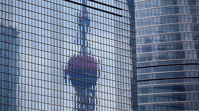Chinas Kampf gegen die Korruption greift.