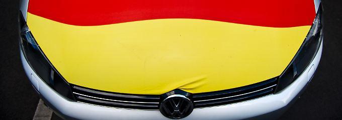 China-Delle, US-Zenit, Brexit: Droht deutscher Autoindustrie eine Krise?