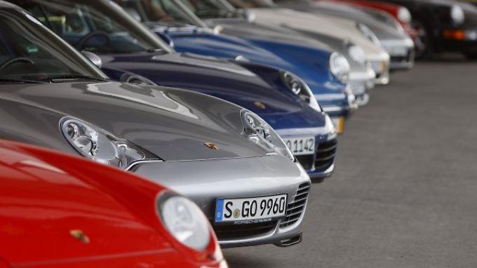 Porsche wollte mitten in der Finanzkrise den viel größeren Volkswagenkonzern übernehmen.