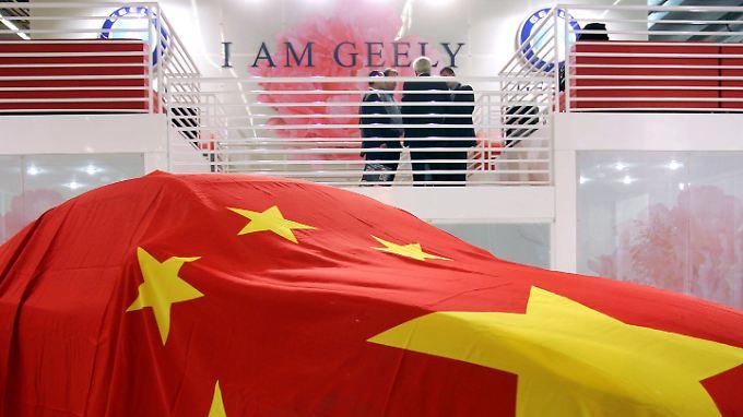 Verhüllte Wachstumsträume: Deutsche Autobauer leiden unter den Konjunktursorgen Chinas.