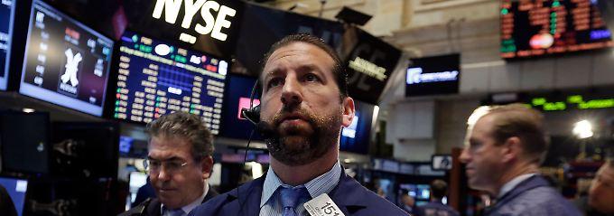 Schon wieder im Plus - die Anleger kann derzeit anscheinend nichts schocken.
