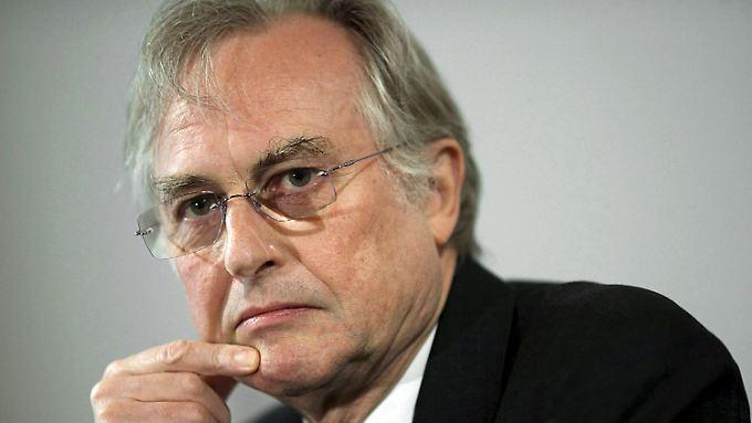 der Biologe und Religionskritiker Richard Dawkins.