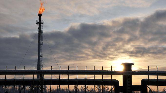 Eon bezieht sein Erdgas vor allem aus Russland und Norwegen.
