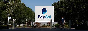 Neue Gerüchte bei Ebay: Analysten rätseln über Paypal-Pläne