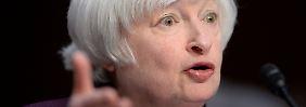 Mit Spannung erwartete Rede: Yellen vermeidet klare Ansagen