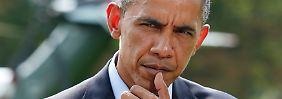 Zwischen Nobel und Assad: Für Obama gibt es nichts mehr zu gewinnen